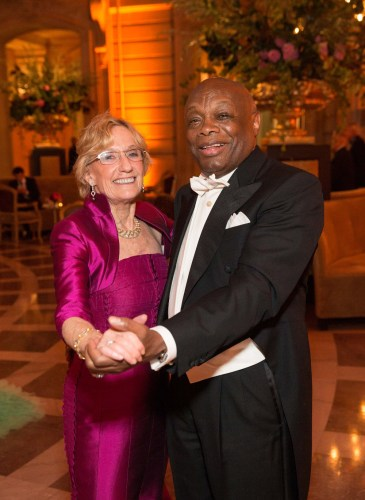 Nancy Bechtle, Willie Brown