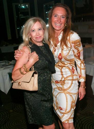 Artist Michelle-Marie Heinemann Hosts Luncheon for Elisabeth Thieriot, Publisher of FSHN Magazine