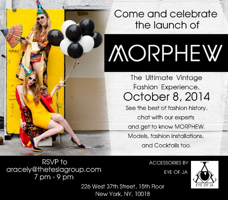 Launch of Morphew