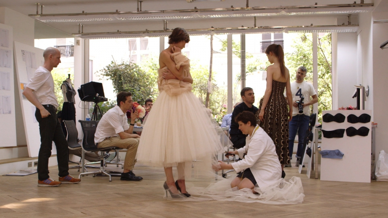 The Orchard Sews Up All US and Canadian Rights to Frédéric Tcheng's Dior and I