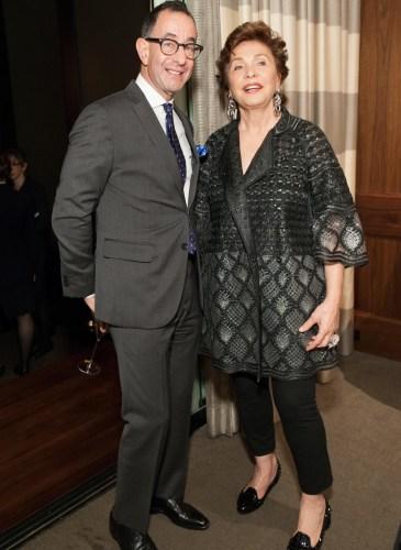 Colin Bailey, Maria Manetti Shrem