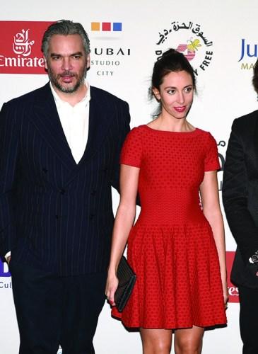 2014 Dubai International Film Festival - Day 4