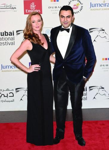 2014 Dubai International Film Festival - Day 3
