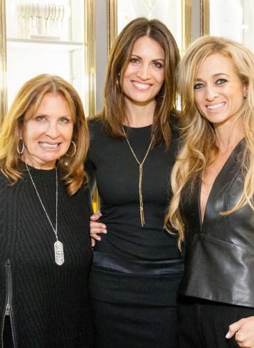 Susie Fox, Miranda Abrams, Kary Chendo