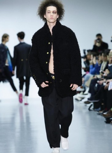 Sankuanz by GQ China menswear fall winter 2015 in london