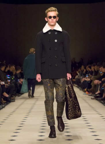 Burberry Prorsum Menswear Autumn_Winter 2015 Collection - Look 28