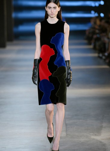 Christopher Kane AW15 Look 4