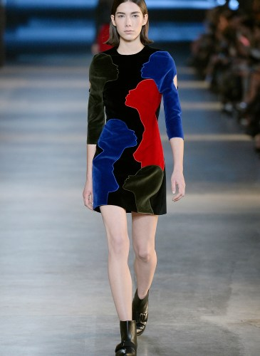 Christopher Kane AW15 Look 5