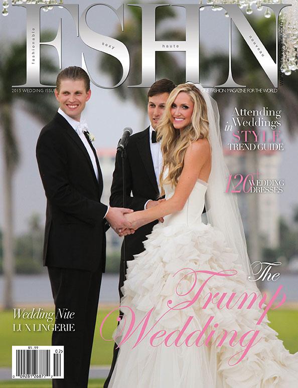 FSHN – 2015 WEDDING ISSUE