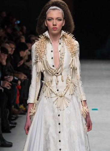 Pixelformula  Haute Couture Summer 2015 Paris Julien Fournie