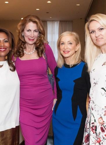 Laura Miller, Patricia Ferrin Loucks, Shelley Gordon & Maria Ralph