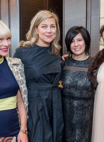 Kelly Sparks, Michelle Hansen, Karin Myint, Kristine Hicks