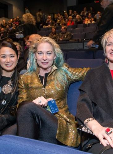 Letitia Yang, Cheryl Haines, Deborah Choate