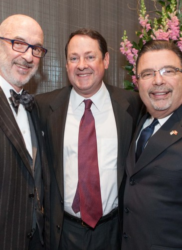 Sol Coffino, Bart Baer & Frank Espina