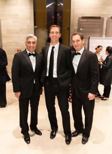 David Shimmon, Alec Perkins, Daniel Lurie