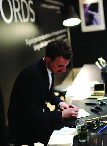 Montblanc Celebrates 90 Years Of The Iconic Meisterstuck - Inside