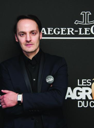 Jaeger Lecoultre Hosts Guests At Les Magritte Du Cinema Private Dinner - Photocall
