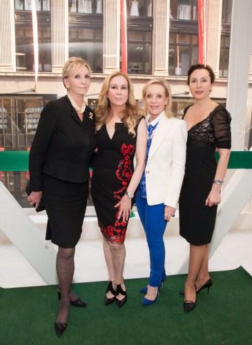 Sallie Huntting, Sophie Azouaou, Barbara Brown, Clara Shayevich