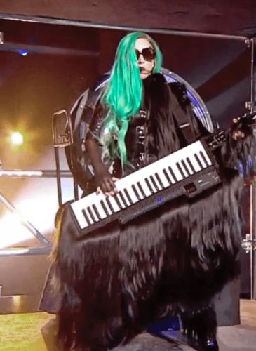 Lady Gaga - hai by Charlie Le Mindu