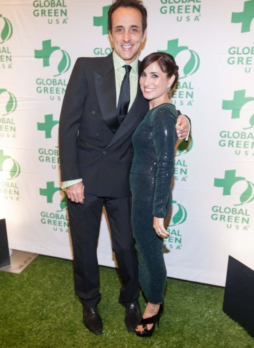 Gorgeous Green Gala