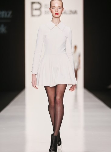 Day 3 of MBFW Russia Autumn/Winter 2015/16