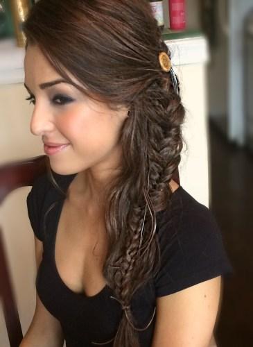 Jessica Meraz side braid[2][1]