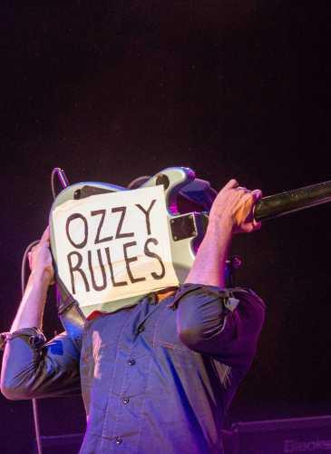 Ozzy Osbourne by Karina Ramirez