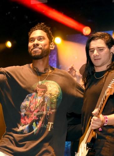 Miguel & Skrillex