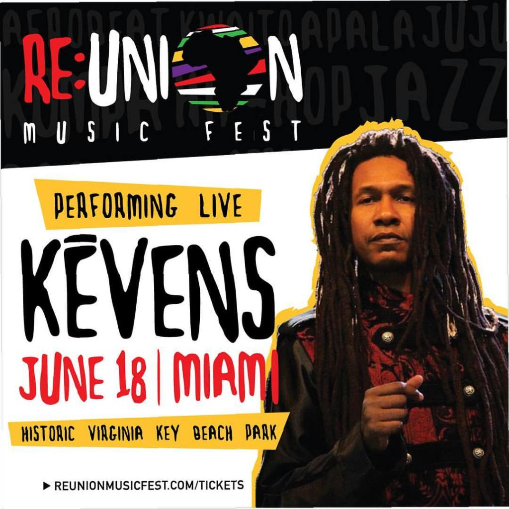Kevens Live At The RE:UNION Music Festival