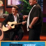 Travis Perry & ChordBuddy feat. on Shark Tank