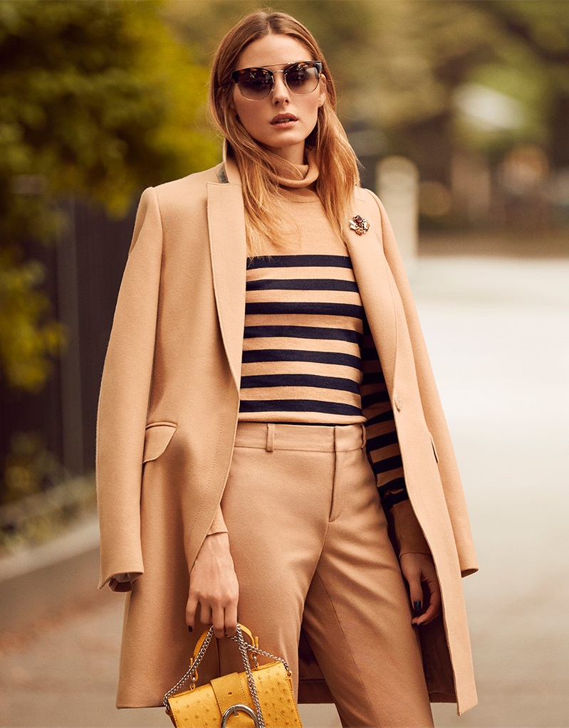 Banana Republic Announces Olivia Palermo As Global Style Ambassador