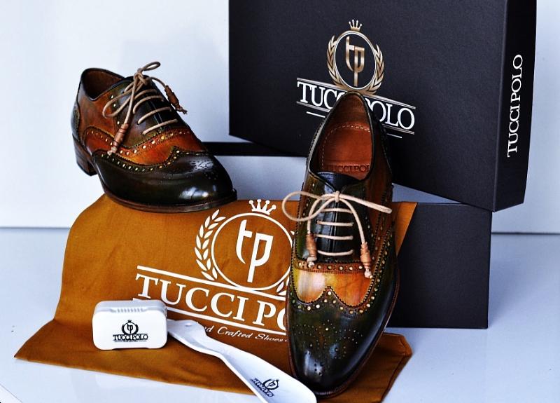 TucciPolo Handmade Luxury Shoes