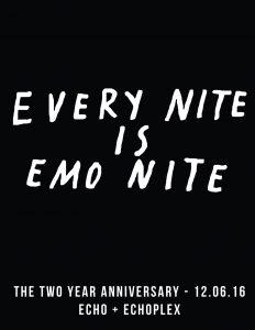 Emo Nite 2 Year