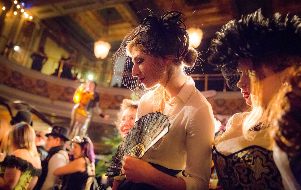2017 Edwardian Ball Honoring Edward Gorey