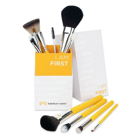 Bdellium Tools Launches Empowering #IAMFIRST Brush Set