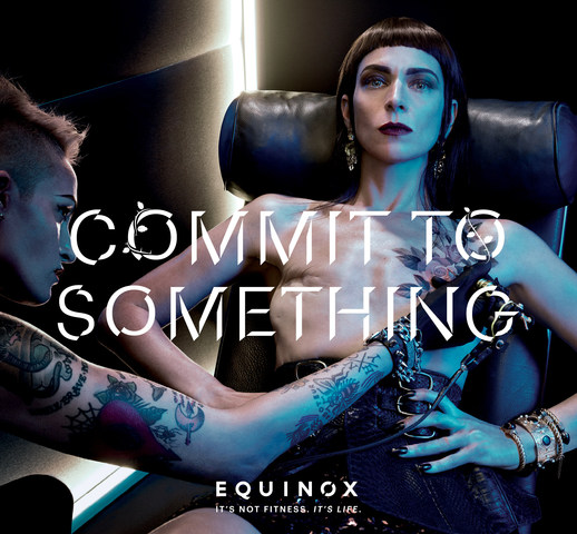 """Equinox Unveils 2017 """"Commit to Something"""" Campaign"""