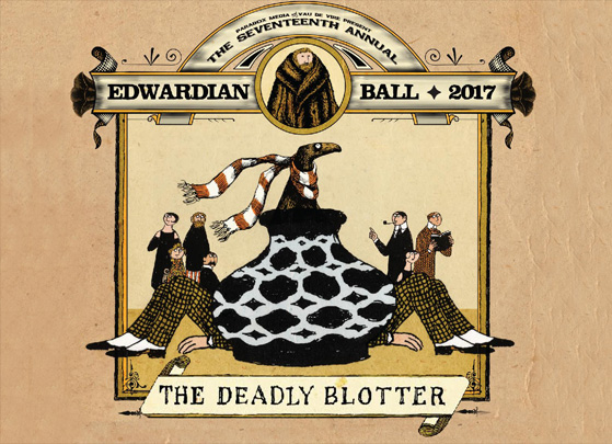 The 17th Annual Edwardian Ball