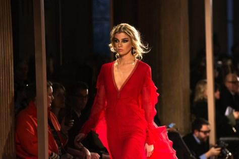 Alberta Ferretti - Milan Fashion Week FW17 © Brian George