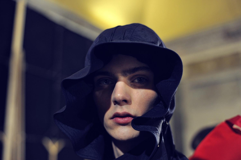 Angel Chen - Milan Fashion Week FW17 © Brian George