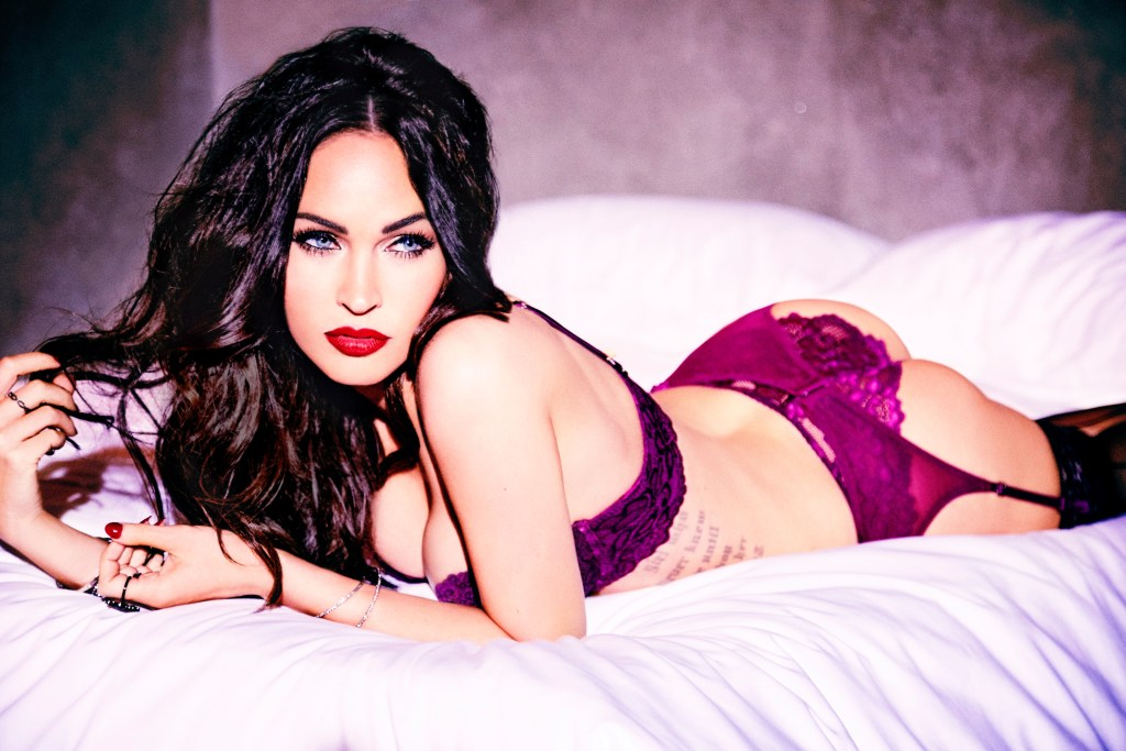 Frederick's of Hollywood Launches All New Spring 2017 Campaign With Megan Fox