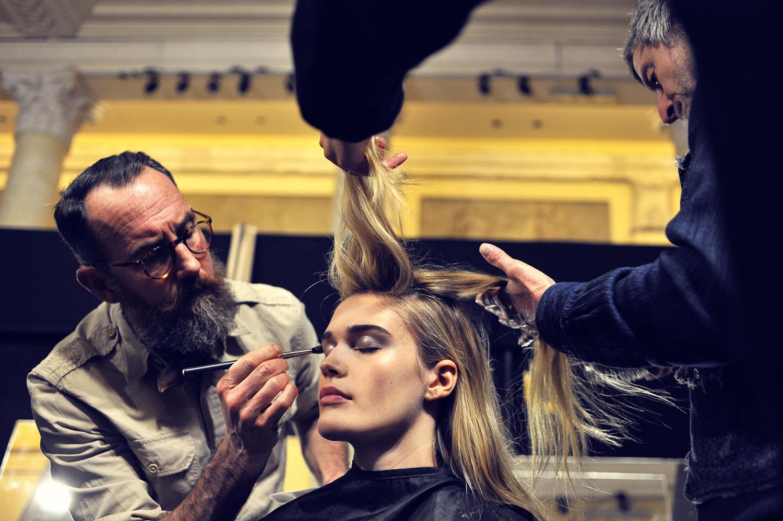 Genny - Milan Fashion Week FW17 © Brian George