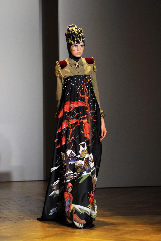 Stella Jean - Milan Fashion Week FW17 © Brian George