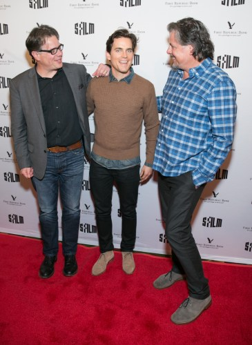 SFFILM Premiere Arrivals: Walking Out