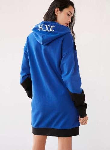 UO X Juicy Blue Dress.2
