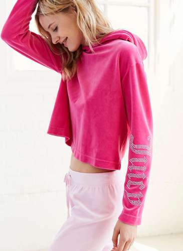 UO X Juicy hoodie.1