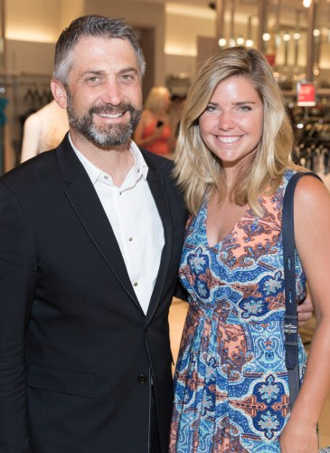 Chrisa Pappas Personal Appearance at Neiman Marcus Walnut Creek