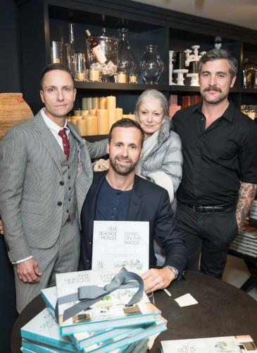 Hudson Grace Book Signing - Nick Voulgaris III and Douglas Friedman
