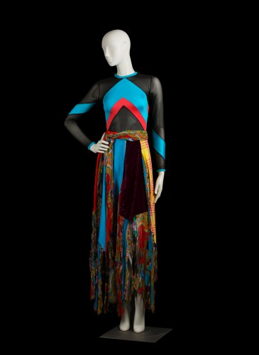 Night Fever - Giorgio di Sant'Angelo_Courtesy of the Texas Fashion Collection