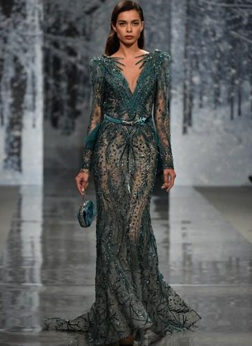 Maison Ziad Nakad : Runway - Paris Fashion Week - Haute Couture Fall/Winter 2017-2018
