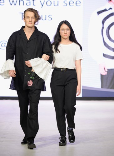 2017 Vancouver Fashion Week - Day 3